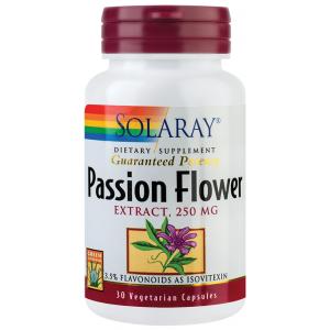 Passion Flower (floarea pasiunii) (30 capsule), Solaray
