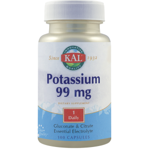 Potassium 99 mg (100 capsule), Kal