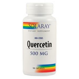 Quercetin 500 mg (90 capsule), Solaray