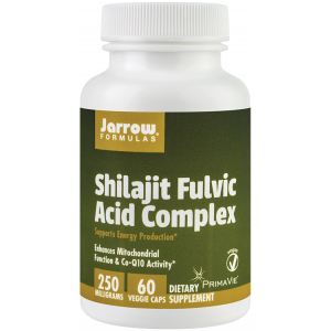Shilajit Fulvic Acid Complex 250 mg (60 capsule), Jarrow Formulas