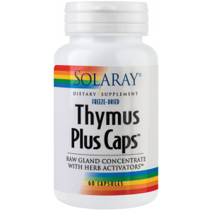 Thymus Plus Caps (60 capsule), Solaray