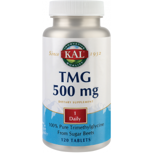 TMG 500 mg (120 capsule), Kal