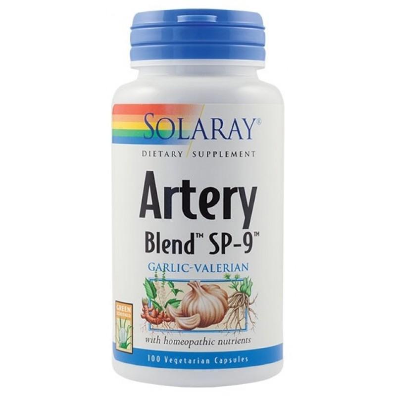 Artery Blend (100 capsule), Solaray