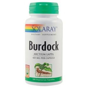 Burdock 425mg (100 capsule), Solaray