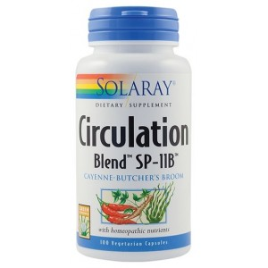 Circulation Blend (100 capsule), Solaray