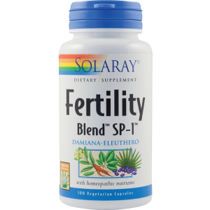 Fertility Blend (100 capsule), Solaray