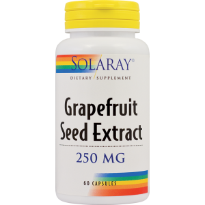 Grapefruit Seed Extract (60 capsule), Solaray