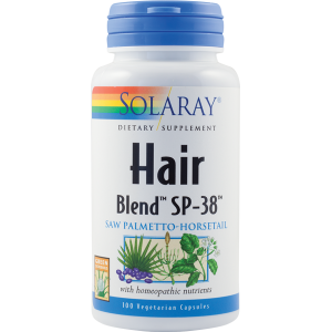 Hair Blend (100 capsule), Solaray