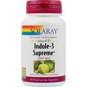 Indole-3 Supreme (30 capsule), Solaray