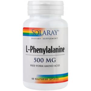 L-Phenylalanine (60 capsule), Solaray