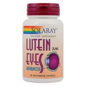 Lutein eyes advanced (30 capsule), Solaray
