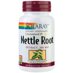 Nettle root (60 capsule), Solaray