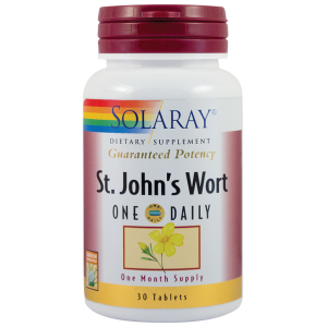 St. John's Worth 900mg (30 tablete), Solaray
