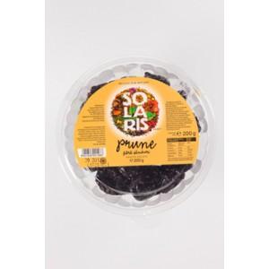 Prune fara samburi fructe uscate (200 grame), Solaris