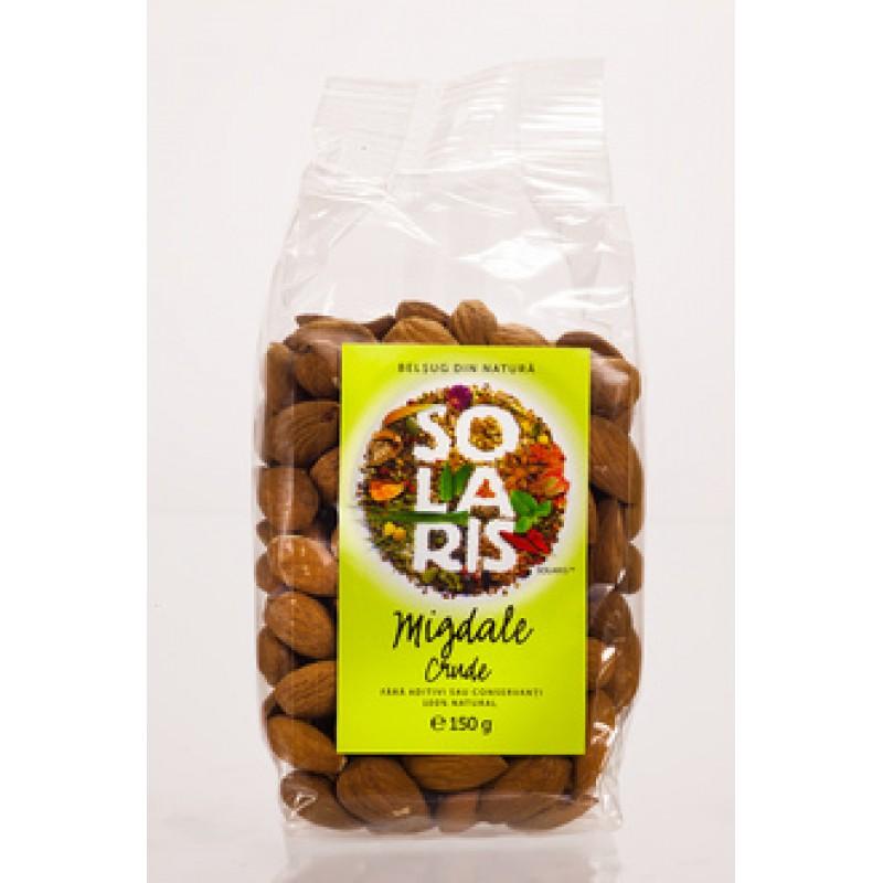Migdale crude (150 grame), Solaris