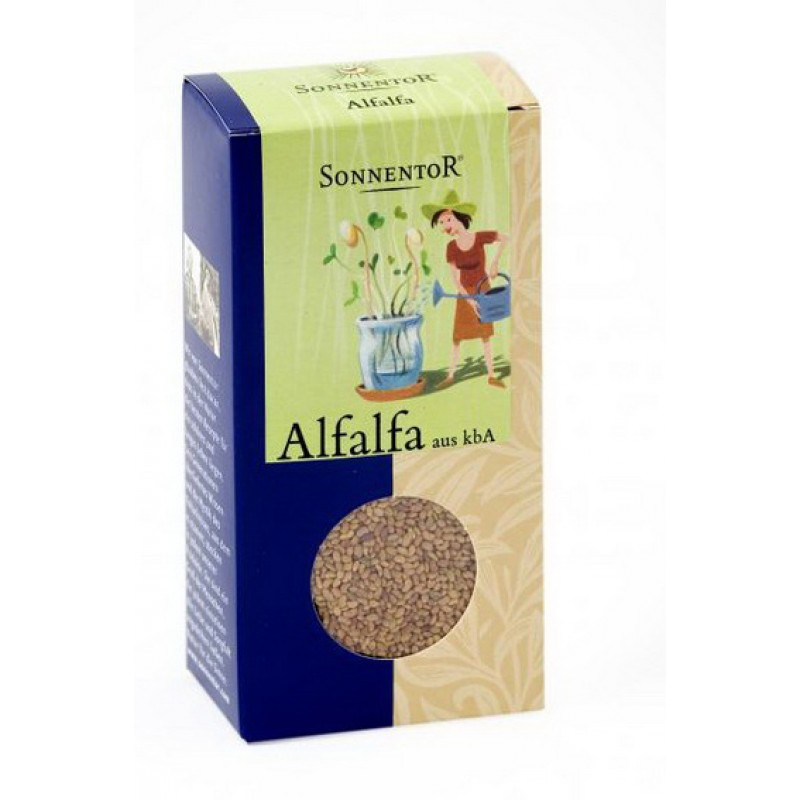 Seminte (germeni) lucerna eco (120 grame), Sonnentor