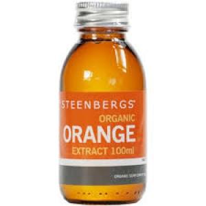 Esenta de portocale bio (100ml), Steenberg