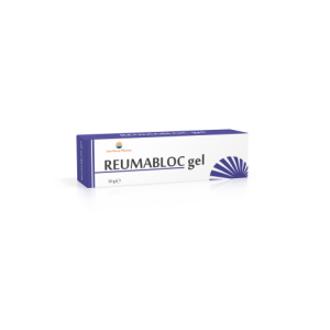Reumabloc gel (50 grame), Sun Wave Pharma