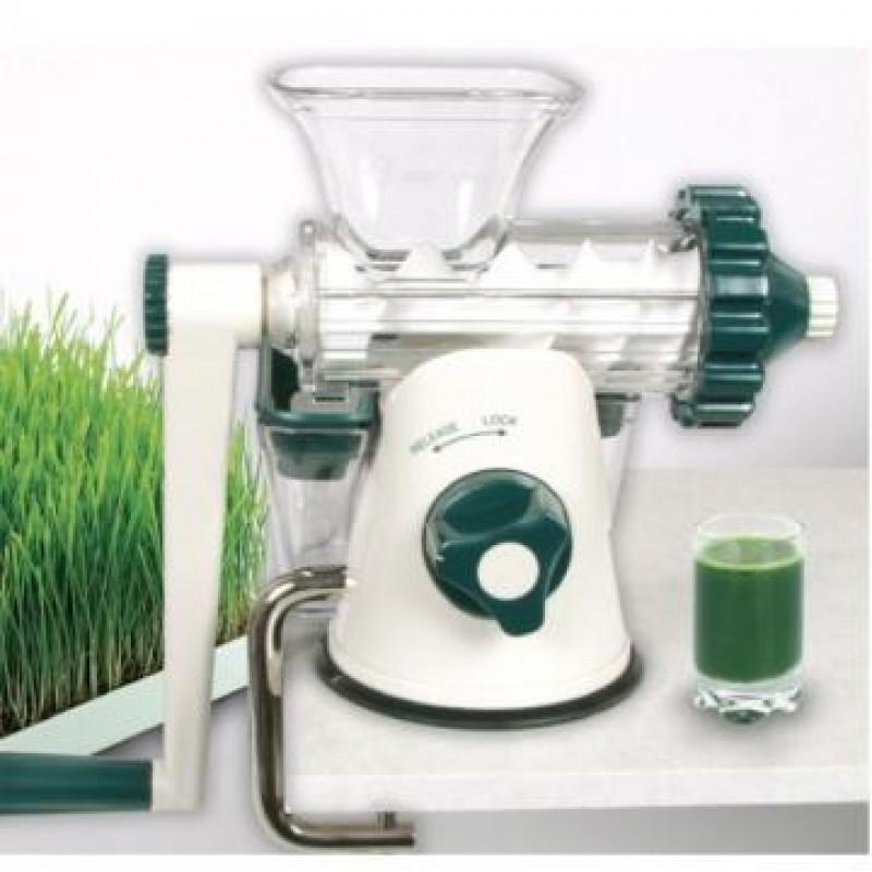 Storcator manual prin presare la rece culoare green, Lexen USA