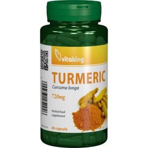 Turmeric (Curcuma) 720mg (60 capsule), Vitaking