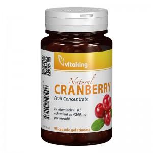 Extract de merisor (90 capsule), Vitaking