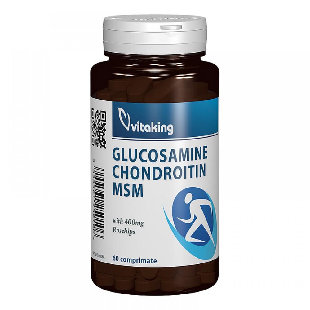 Glucozamină esențială și condroitină