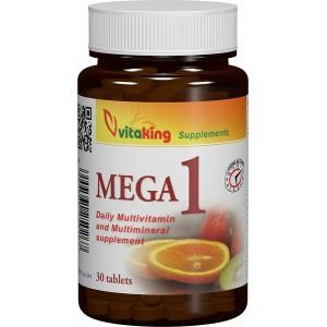 Multivitamina Mega1 (30 comprimate)