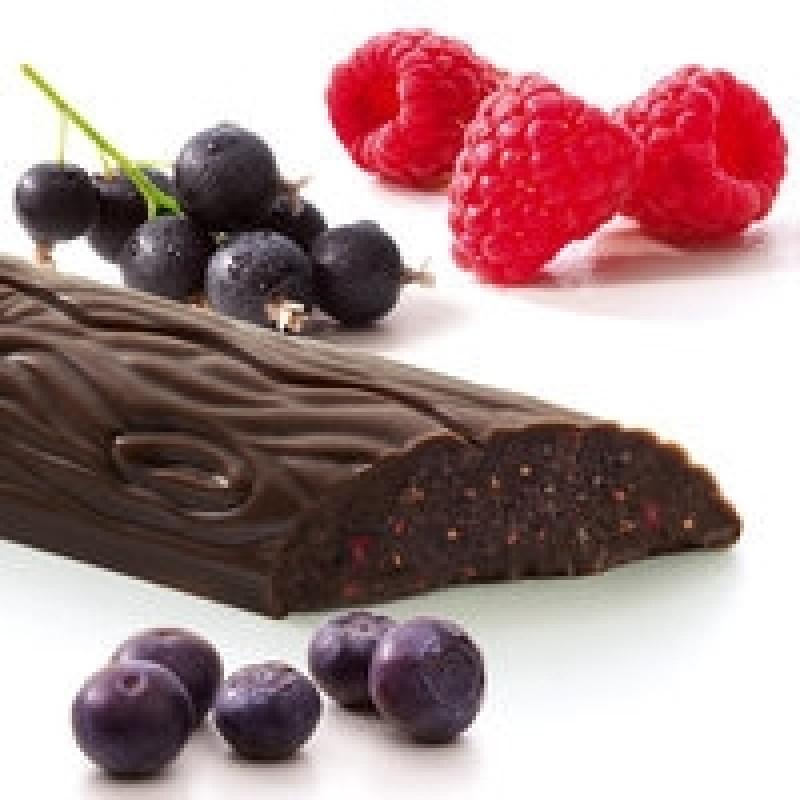 Ciocolata belgiana cu fructe de padure (20 grame), Cavalier