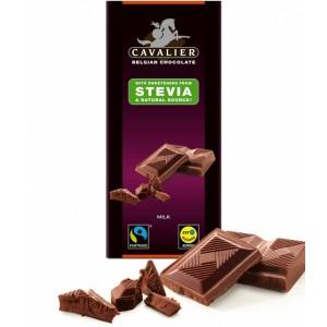 Ciocolata de lapte belgiana (85 grame), Cavalier