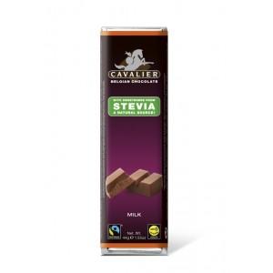 Ciocolata de lapte belgiana (40 grame), Cavalier