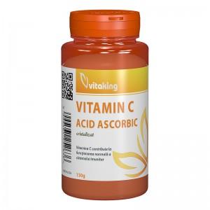 Vitamina C cristalizata (150 grame), Vitaking