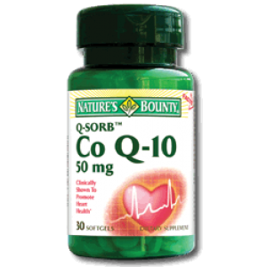 Coenzima Q10 Q-sorb 50mg (30 tablete), Walmark