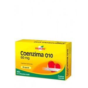Coenzima Q10 60mg (30 capsule)