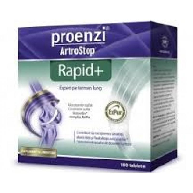 Proenzi Artrostop Rapid Plus (180 comprimate), Walmark