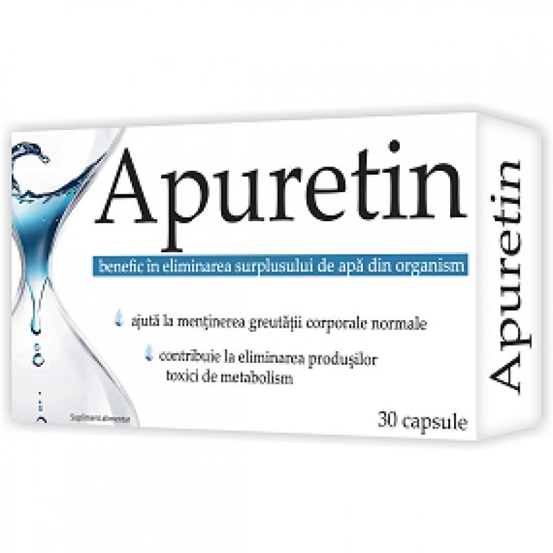 Apuretin (30 capsule), Zdrovit