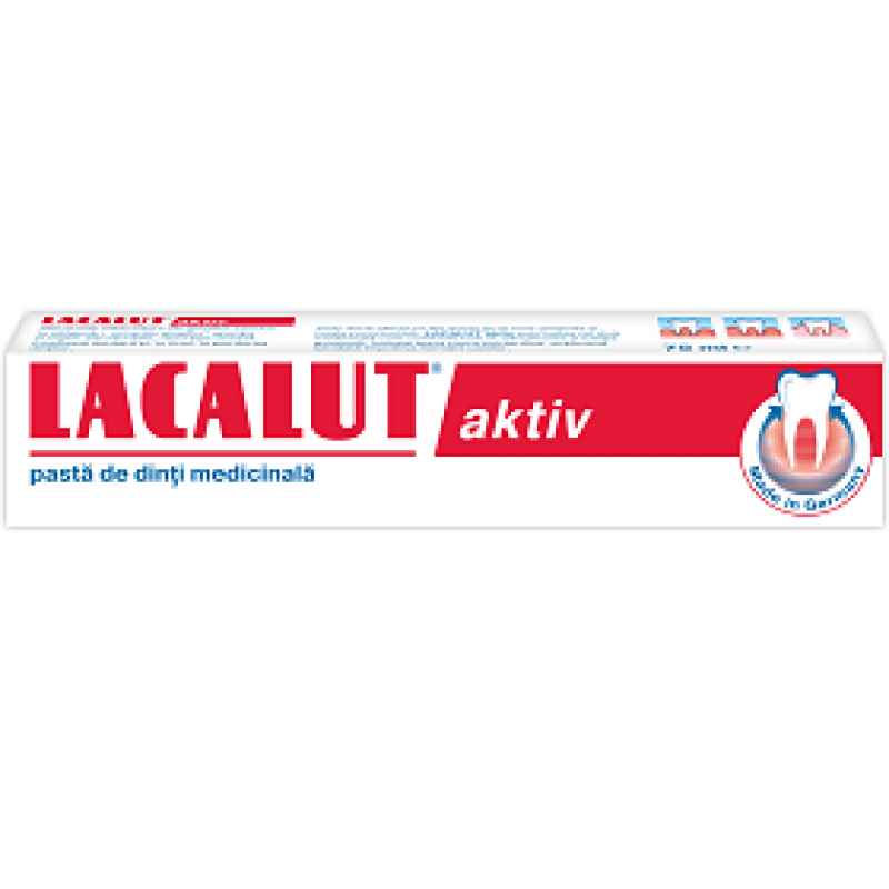 Lacalut Aktiv, Zdrovit