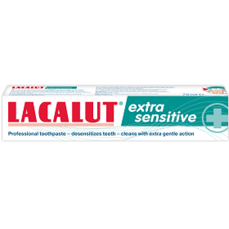 Lacalut Extra Sensitive, Zdrovit