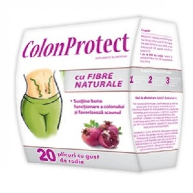 Colon protect (20 plicuri), Zdrovit