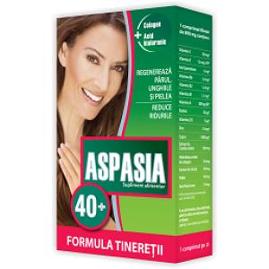 Aspasia 40+ (42 comprimate), Zdrovit