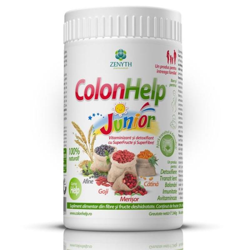 Colon Help junior (480g), Zenyth Pharmaceuticals