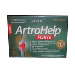 ArtroHelp Forte (14 plicuri), Zenith Pharmaceuticals